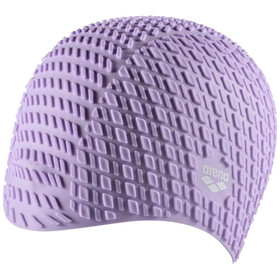 arena Bonnet Silicone Cuffia, light violet